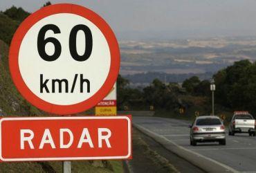 Estado de SC tem 202 pontos mapeados para instalação de radares em rodovias fe...