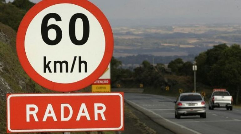 Estado de SC tem 202 pontos mapeados para instalação de radares em rodovias federais