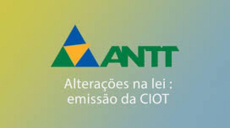 ANTT prorroga por 60 dias a obrigatoriedade de emissão de CIOT por parte do embarcador nos casos de contratação etc.