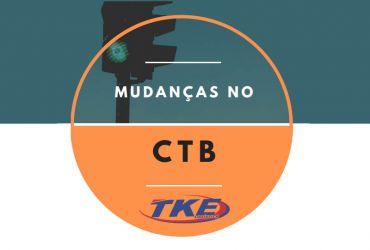 Modificação no Códito de Trânsito Brasileiro